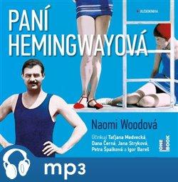 Obálka titulu Paní Hemingwayová