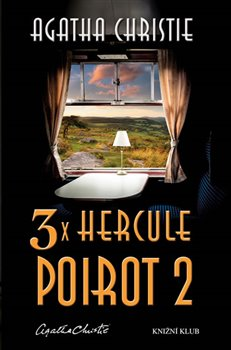 Obálka titulu 3x Hercule Poirot 2