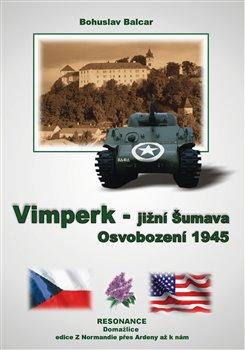 Obálka titulu Vimperk – jižní Šumava