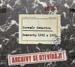 Obálka titulu Archivy... 1982 a 1984