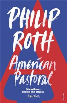 Obálka titulu American Pastoral