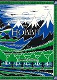 The Hobbit Facsimile First Edition - obálka