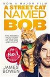 Obálka knihy A Street Cat Named Bob