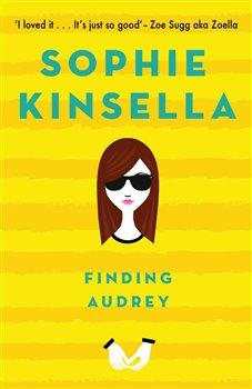 Obálka titulu Finding Audrey