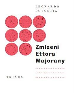 Obálka titulu Zmizení Ettora Majorany