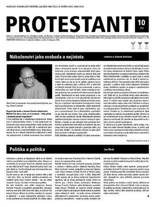 Protestant 2016/10