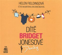 Obálka titulu Dítě Bridget Jonesové
