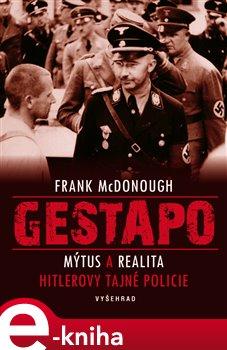Obálka titulu Gestapo