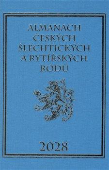 Obálka titulu Almanach českých šlechtických a rytířských rodů 2028