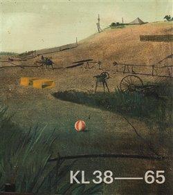 Obálka titulu KL 38–65