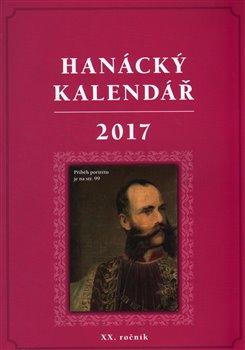 Obálka titulu Hanácký kalendář 2017