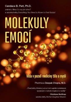 Obálka titulu Molekuly emocí