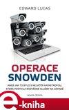 Operace Snowden - obálka