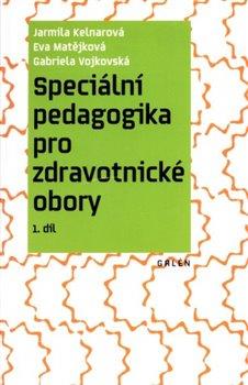 Obálka titulu Speciální pedagogika pro zdravotnické obory