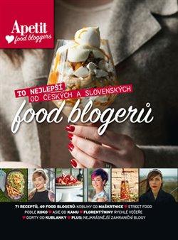 Obálka titulu Apetit food bloggers
