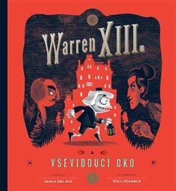 Obálka titulu Warren XIII. a Vševidoucí oko