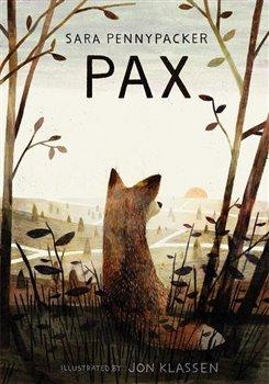 Obálka titulu Pax