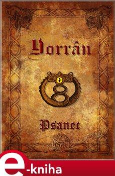 Obálka titulu Yorrân - Psanec 3