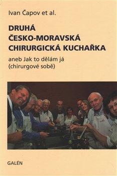 Obálka titulu Druhá česko-moravská chirurgická kuchař