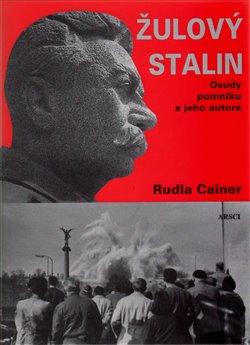 Obálka titulu Žulový Stalin