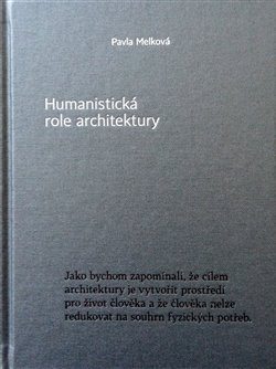 Obálka titulu Humanistická role architektury