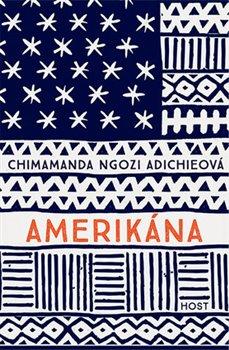 Obálka titulu Amerikána
