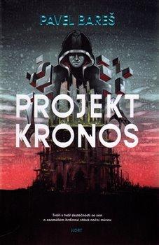 Obálka titulu Projekt Kronos