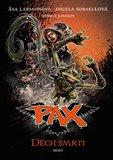 Dech smrti (Pax VII) - obálka
