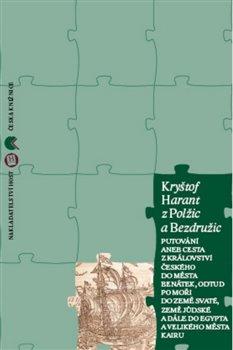 Obálka titulu Putování aneb Cesta z Království českého do města Benátek