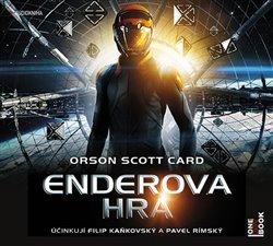 Obálka titulu Enderova hra