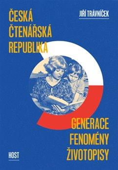 Obálka titulu Česká čtenářská republika