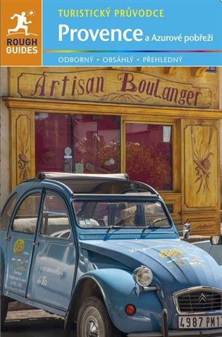 Provence a Azurové pobřeží - Neville Walker, | Booksquad.ink