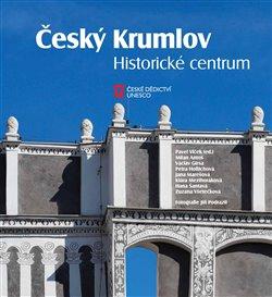 Obálka titulu Český Krumlov - Historické centrum