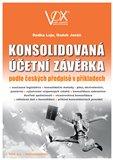Konsolidovaná účetní závěrka (podle českých předpisů v příkladech) - obálka