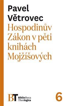 Obálka titulu Hospodinův Zákon v pěti knihách Mojžíšových