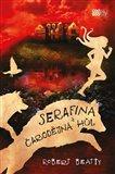 Serafina a čarodějná hůl - obálka