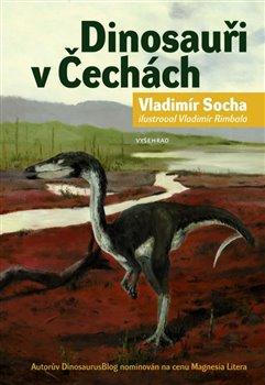 Obálka titulu Dinosauři v Čechách