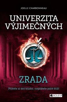 Obálka titulu Univerzita výjimečných - Zrada