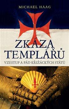 Obálka titulu Zkáza templářů
