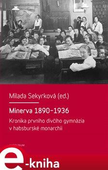 Obálka titulu Minerva 1890-1936