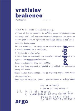 Podoby - Vratislav Brabenec   Booksquad.ink