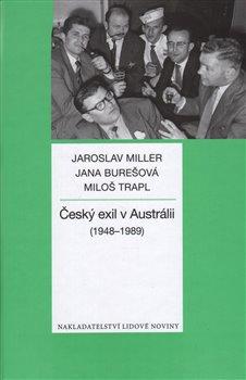 Obálka titulu Český exil v Austrálii (1948-1989)