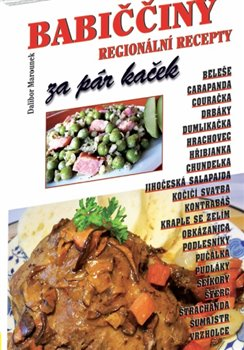 Obálka titulu Babiččiny regionální recepty za pár kaček