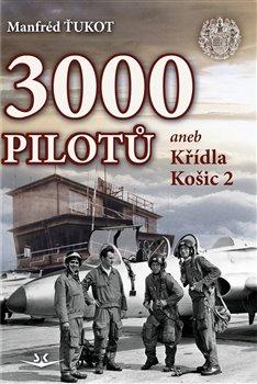 Obálka titulu 3 000 pilotů