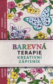 Obálka titulu Barevná terapie - Zápisník