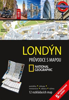 Obálka titulu Londýn