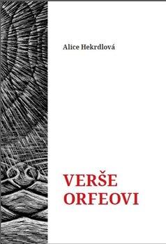Obálka titulu Verše Orfeovi