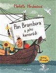 Pan Brambora a jeho kamarádi (Na cestě do Evropy a do vašich bříšek) - obálka