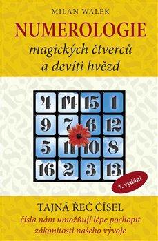 Obálka titulu Numerologie magických čtverců a devíti hvězd