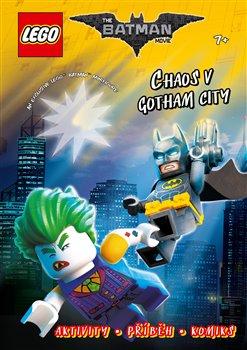 Obálka titulu Lego Batman: Chaos v Gotham City!